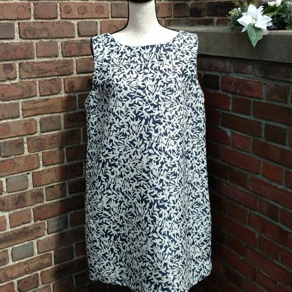 Joe Fresh Dresses & Skirts - Blue flower print dress